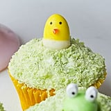 Easter Candy Cupcake Animals
