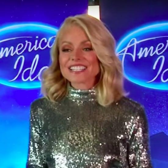 Kelly Ripa's American Idol Audition Video
