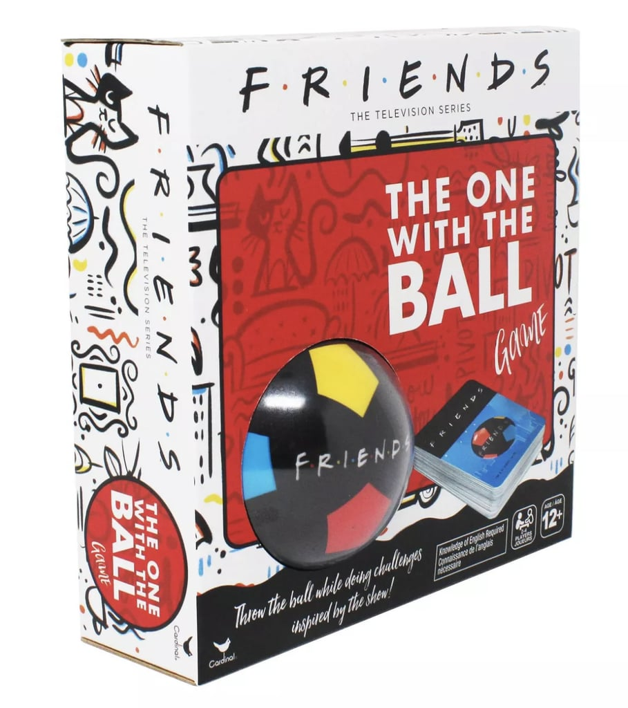 The One Where You Can't Drop the Ball Is Now a Friends-Inspired Board Game!