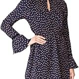 The Fifth Label Atlanta Polka Dot Long Sleeve Dress