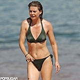 Ellen Pompeo pictured in a bikini.