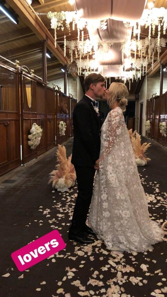 Lauren Kitt Wedding