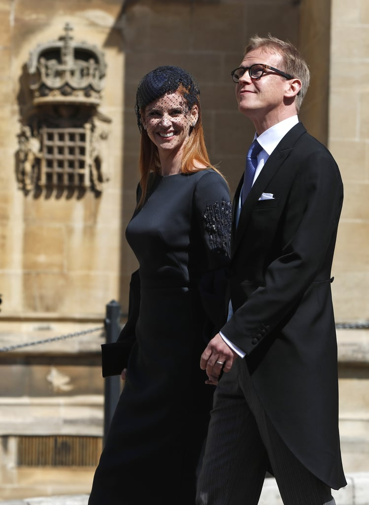 suits cast at the royal wedding 2018 popsugar celebrity