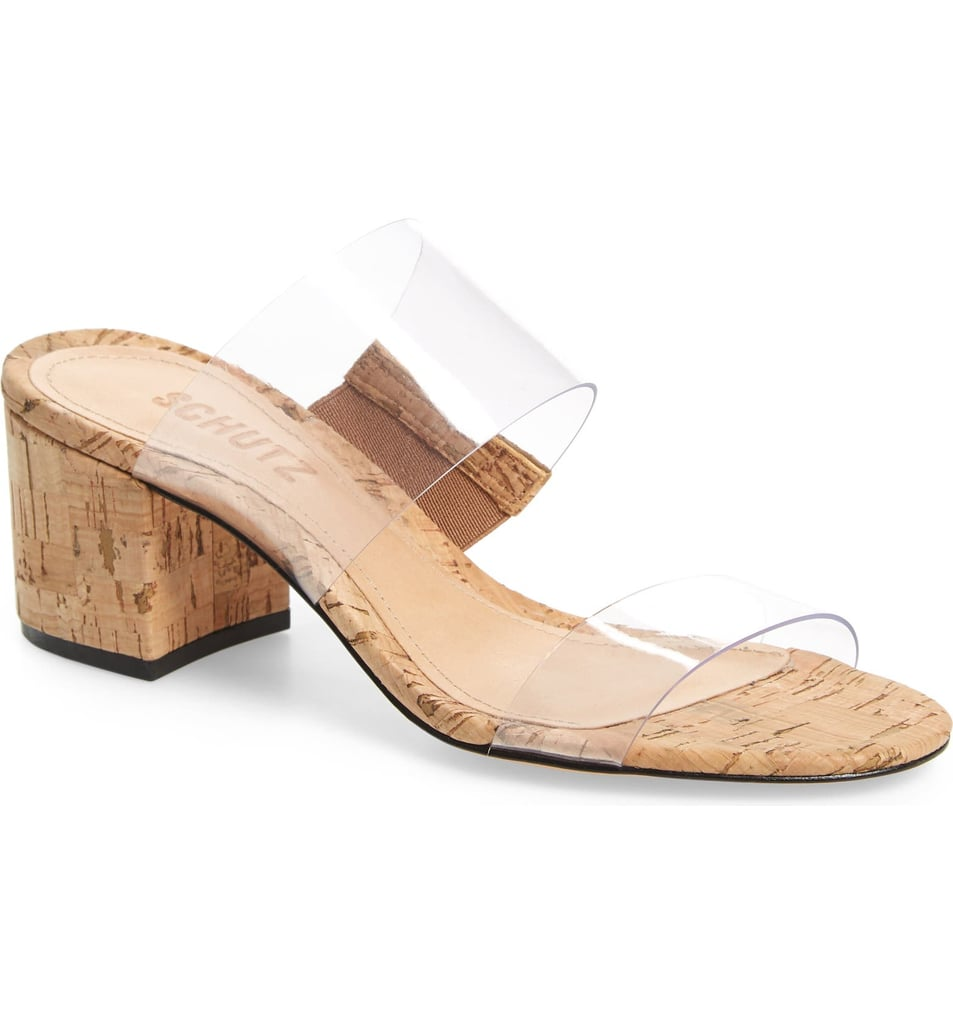 A Wardrobe Staple: Schutz Victorie Slide Sandal