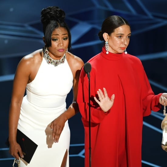 Reactions to Tiffany Haddish and Maya Rudolph at 2018 Oscars