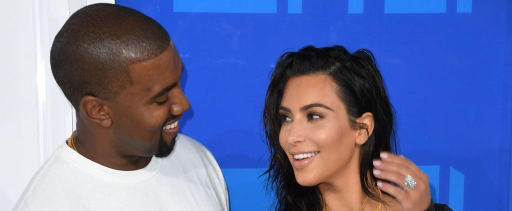Did Kim Kardashian's Diamond Ring Look Bigger at the VMAs? That's Because It Was