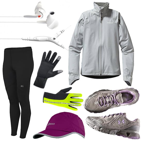 what to wear for marathon in the rain