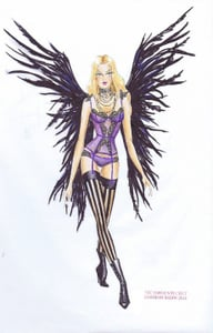 2011 Victoria's Secret Fashion Show: Sketches, Kanye West Performing