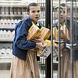 Eleven's Favourite Food