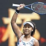 Naomi Osaka At the Australian Open