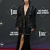 Candice Patton at the 2019 People's Choice Awards