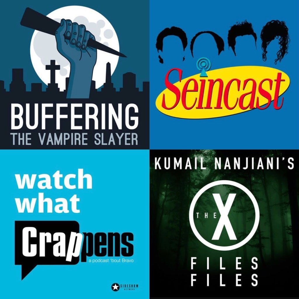 Podcasts About Old TV Shows