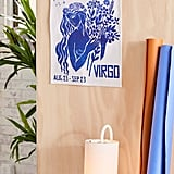 Graphic Zodiac Flag Tapestry