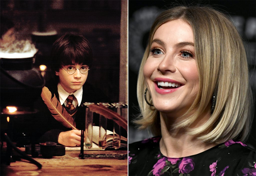Julianne Hough in Harry Potter and the Sorcerer's Stone
