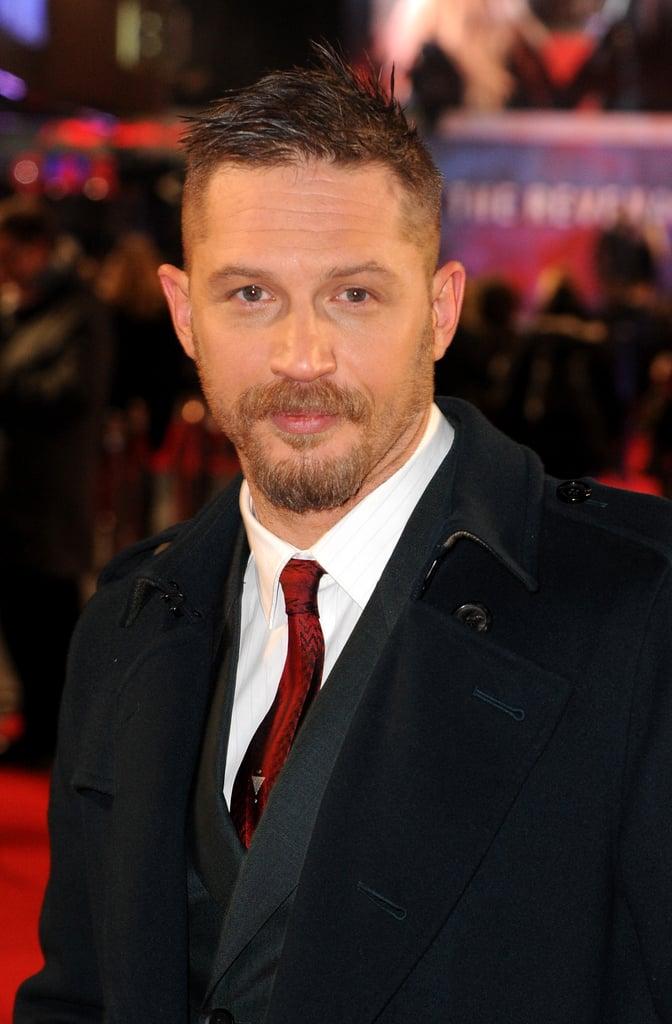 9ea61ea67 Leonardo DiCaprio at The Revenant UK Premiere 2016. Oscar Nominees Leonardo  DiCaprio and Tom Hardy ...