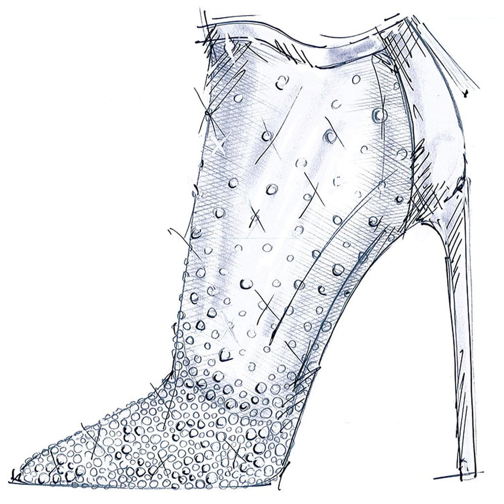 If Cinderella's Glass Slipper Were Designer, This Is What It Would Look Like