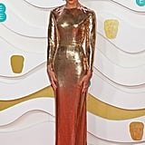 Zoë Kravitz at the 2020 British Academy Film Awards