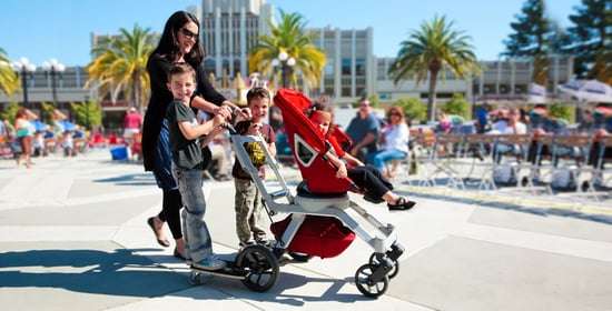 Photos: Orbit's Stroller Skateboard, the Sidekick!