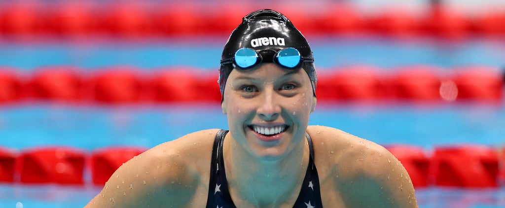 Jessica Long Talks 2021 Paralympics and Mental Health