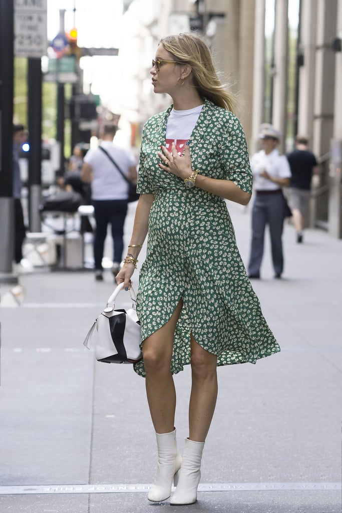 Pernille Teisbaek at New York Fashion Week