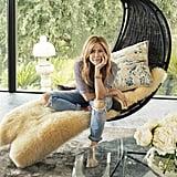 Jennifer Aniston Grlfrnd Jeans in Architectural Digest