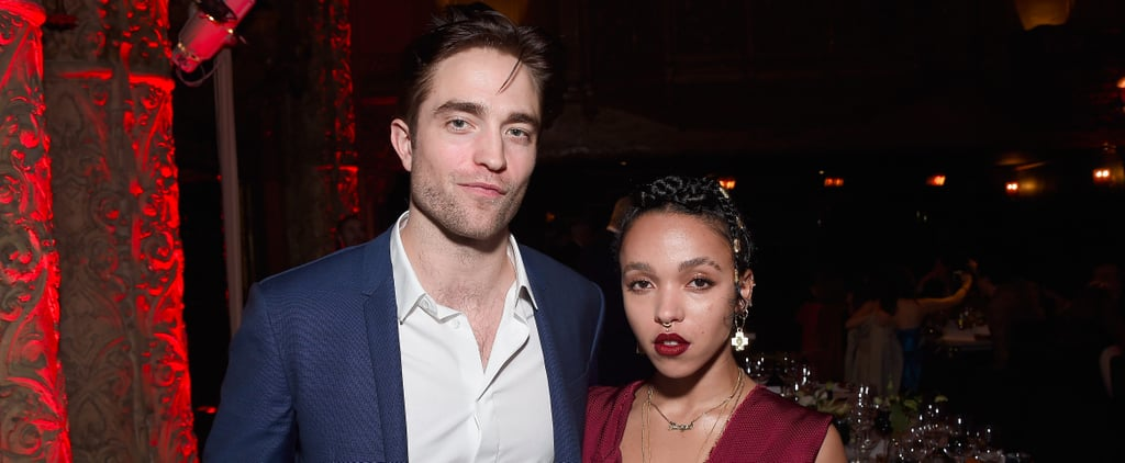 Robert Pattinson and FKA Twigs Make Their First High-Profile Appearance Together in Months