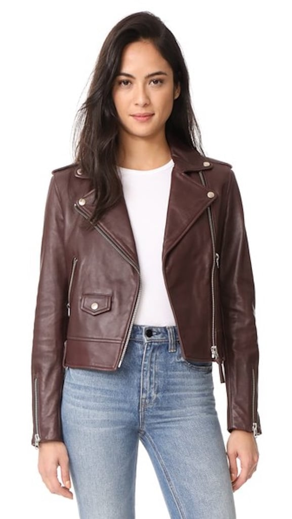 Meghan's Exact Leather Jacket