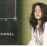Freja Beha Erichsen Gets Catty For Chanel's Fall Campaign