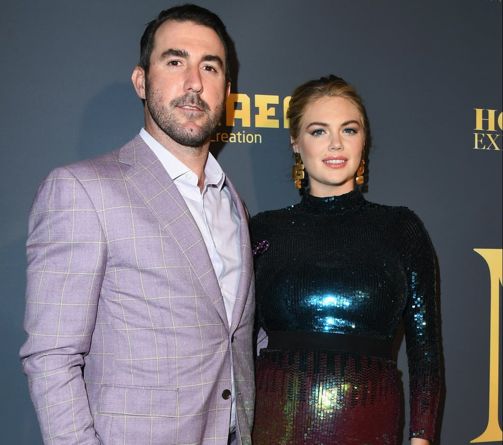 Kate Upton and Justin Verlander Welcome Daughter 2018