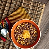 Spicy Black Bean and Corn Soup