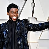 Black Panther Cast at the 2019 Oscars