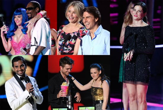 Highlights From the MTV Movie Awards