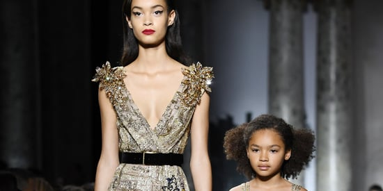 Please Don't Put Your Child In These Exquisite Couture Mommy-And-Me Gowns. We Can't Handle It.