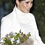 Prince Harry Meghan Markle Wider Earth Gala February 2019