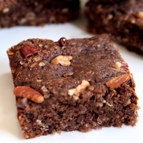 Protein-Packed Brownies