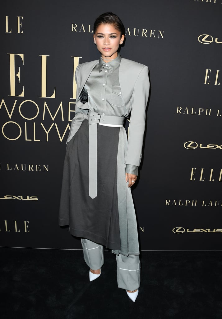 Zendaya at the Elle's Women in Hollywood Event