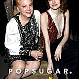 Emma Stone and Krista Jean Stone