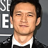 Harry Shum Jr. at the 2019 Critics' Choice Awards