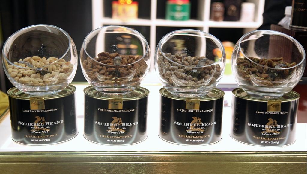 Squirrel Brand Italian Black Truffle Almonds