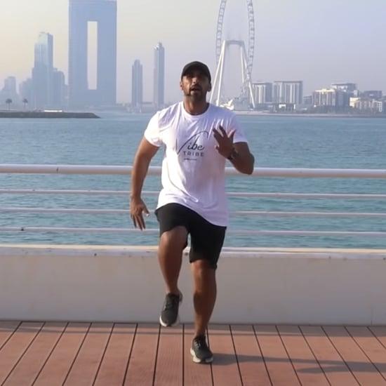 700-Step Indoor Walking Workout