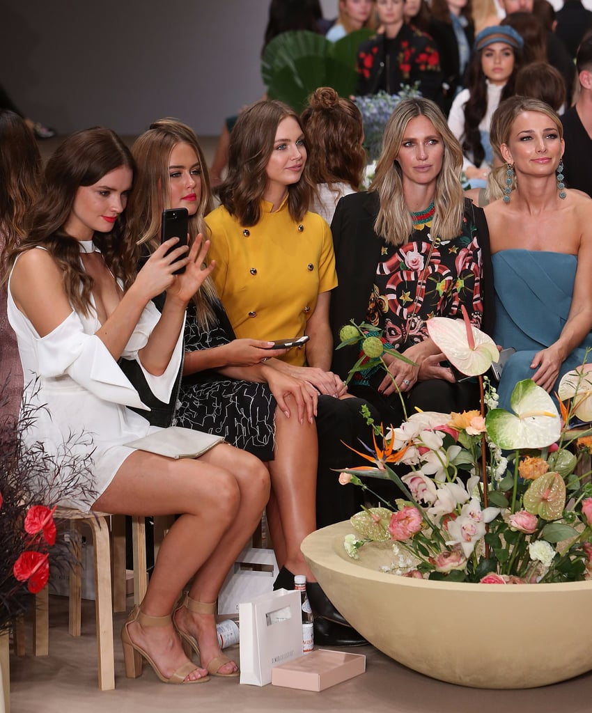 The Celebrity Style Moments From Australian Fashion Week You Need to See