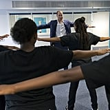 Prince William Dancing Pictures September 2016