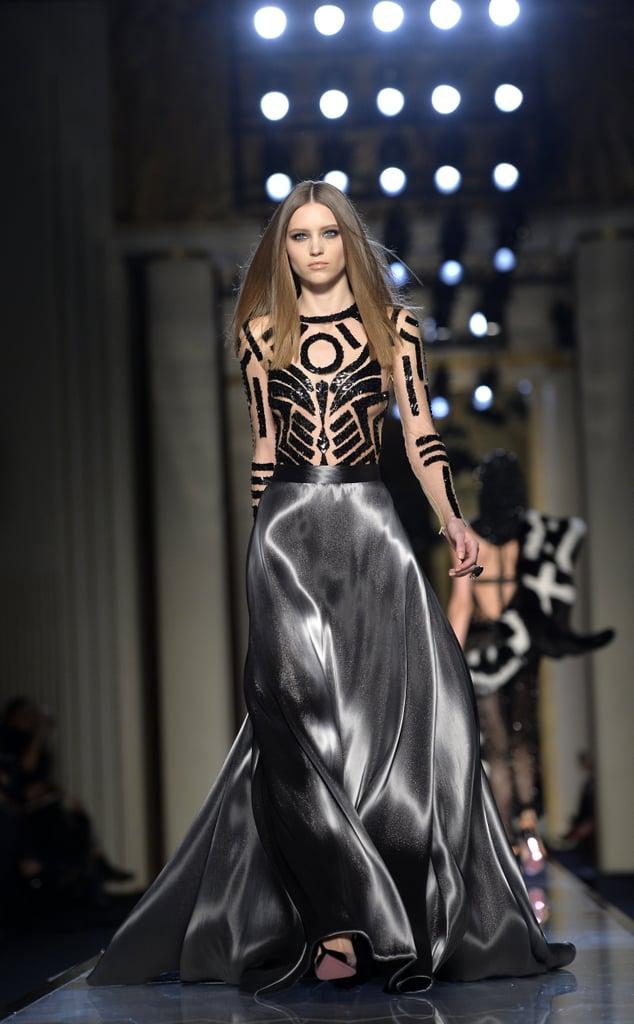 Atelier Versace Haute Couture Spring 2014