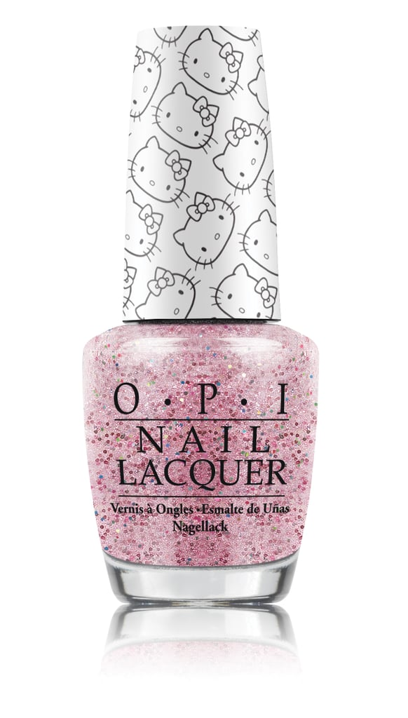 Hello Kitty OPI Nail Polish Collaboration | POPSUGAR Beauty