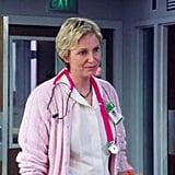Jane Lynch (Season 1, Episode 10)