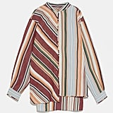 Zara Studio Striped Shirt