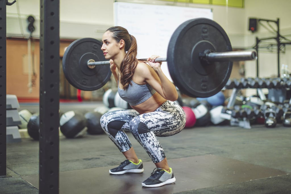 Lift Weights 3-4 Times a Week