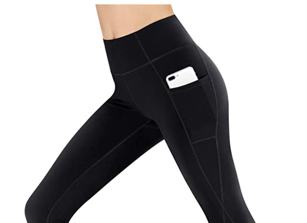 Heathyoga Yoga Pants With Pockets Extra Soft Leggings