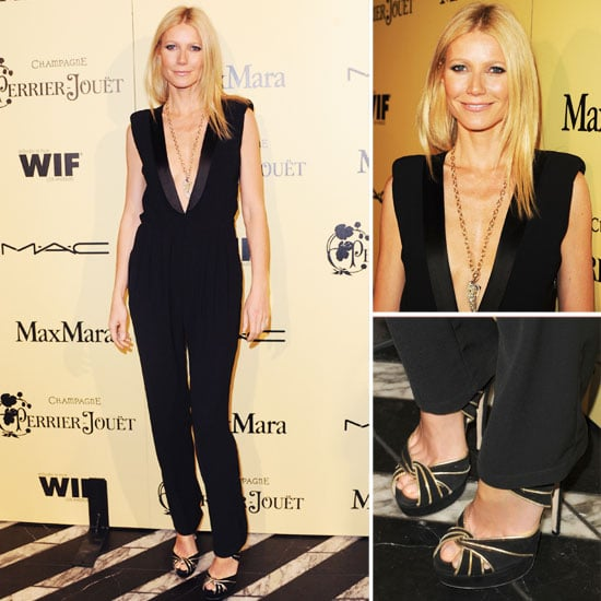 Gwyneth Paltrow at Pre-Oscar Party Pictures