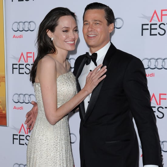 Brad Pitt and Angelina Jolie Wedding Details